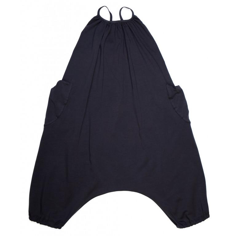 Ромпер с накладными карманами