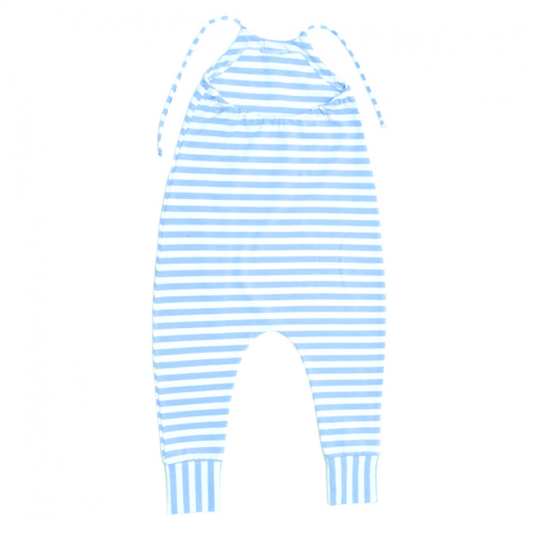 Ромпер SUMMER GIRL SKY STRIPES