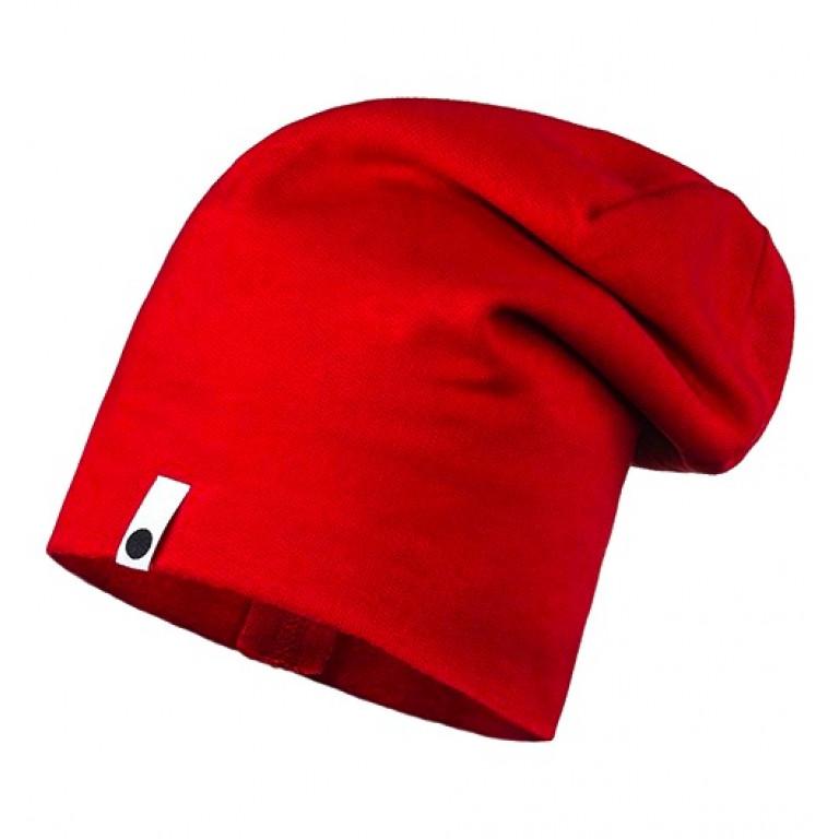 Шапка LAMAMA, красная