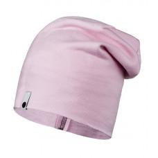 Шапка LAMAMA, нежно розовая