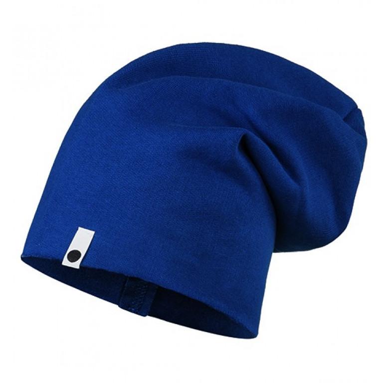 Шапка LAMAMA, синяя