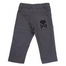 Волчьи брюки, серые