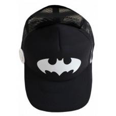 Кепка POMPOM BATMAN, чёрная