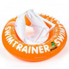 Надувной круг SWIMTRAINER, оранжевый 2-6 лет