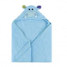 Полотенце с капюшоном для малышей Бегемотик Генри