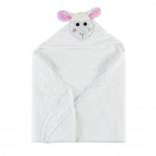 Полотенце с капюшоном для малышей Овечка Лола