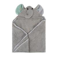 Полотенце с капюшоном для малышей Слоник Элли