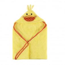 Полотенце с капюшоном для малышей Уточка Паддлз