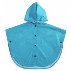 Плащ-дождевик, синий