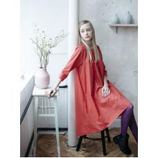 """Платье """"Егоза"""", красное"""