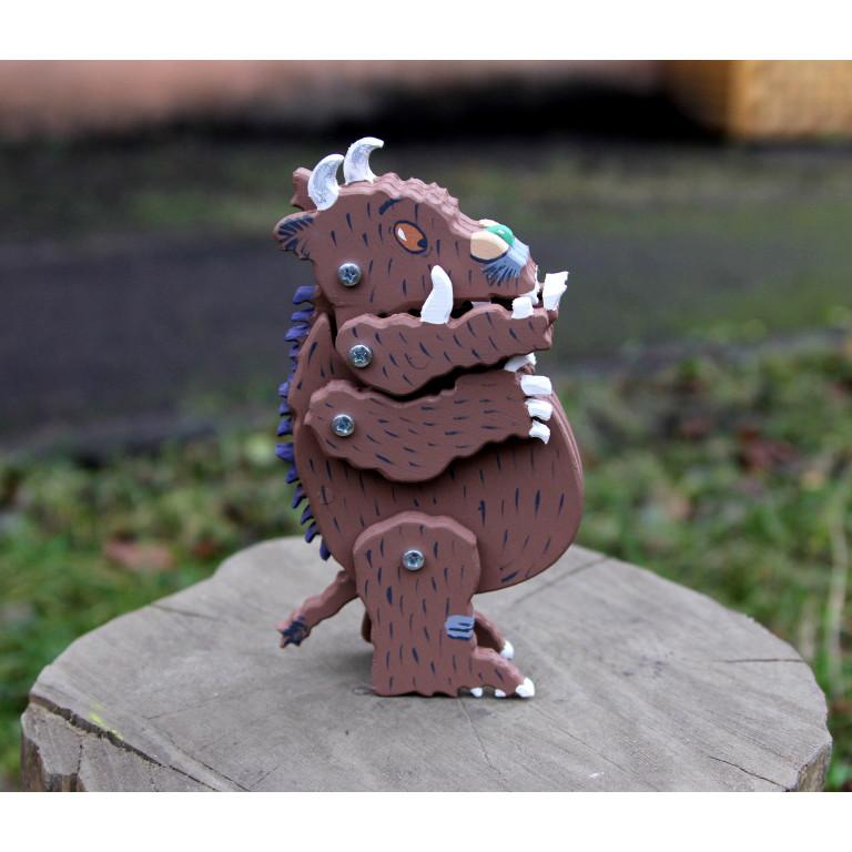 Деревянная игрушка, Груффало